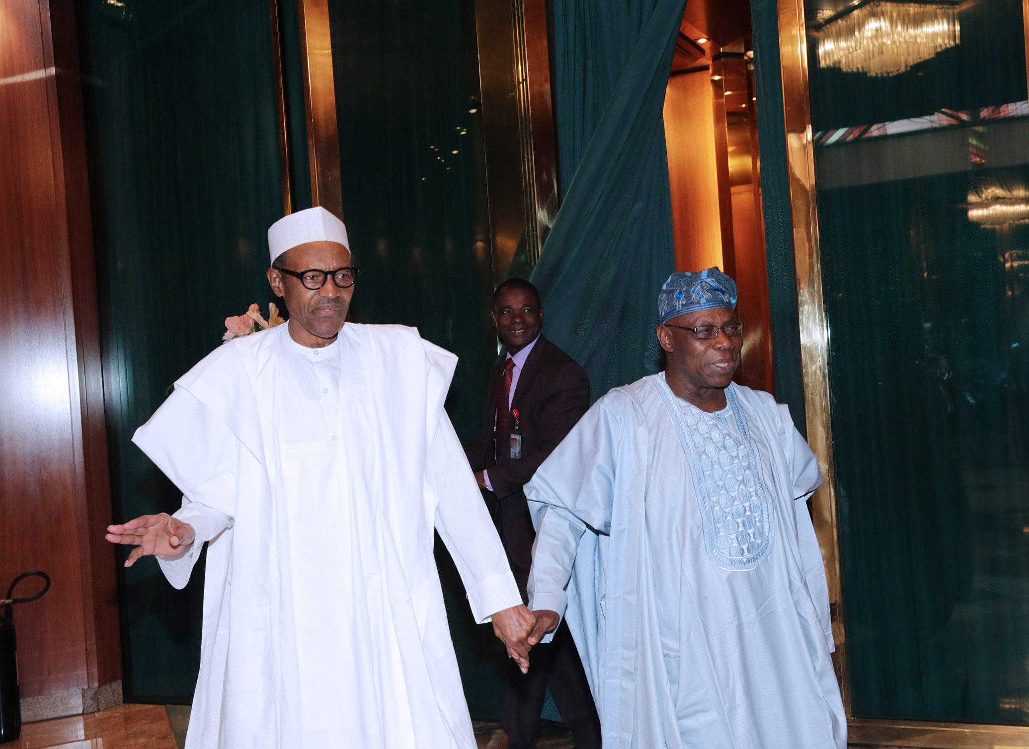 Obasanjo says Buhari's presidency has been a spectacular failure