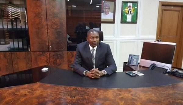 Buhari's Democracy Day declaration mere desire – AGF