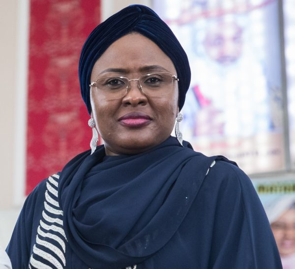 Aisha Buhari: The critic in the other room  by Reuben Abati
