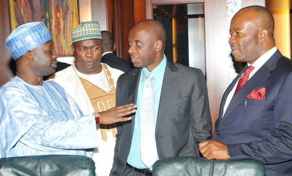N40bn: Court affirms SERAP's right to stop 'double pay, pensions for Akpabio, Amaechi, Saraki, others'