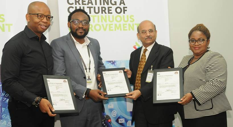 Diamond bank receives ISO/IEC 20000-1:2011 certification
