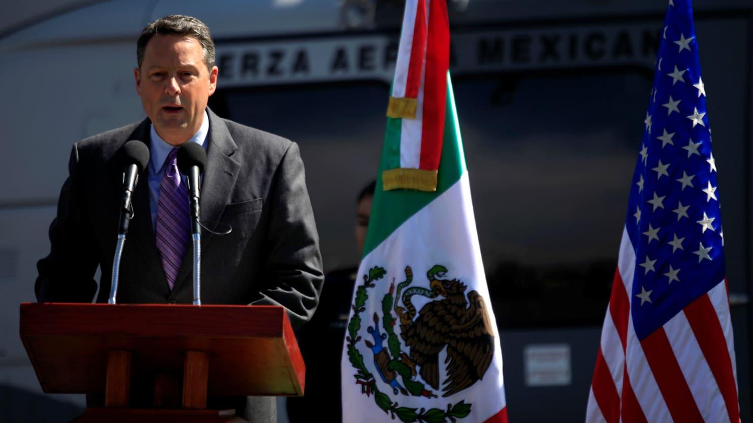 U.S. Ambassador to Panama Quits, Says He Cannot Serve Trump Any Longer