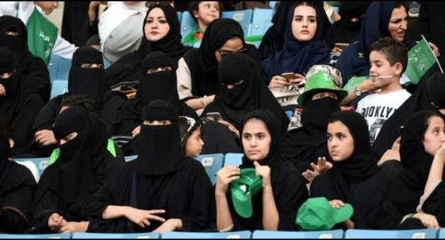 Cleric issues decree against women watching football