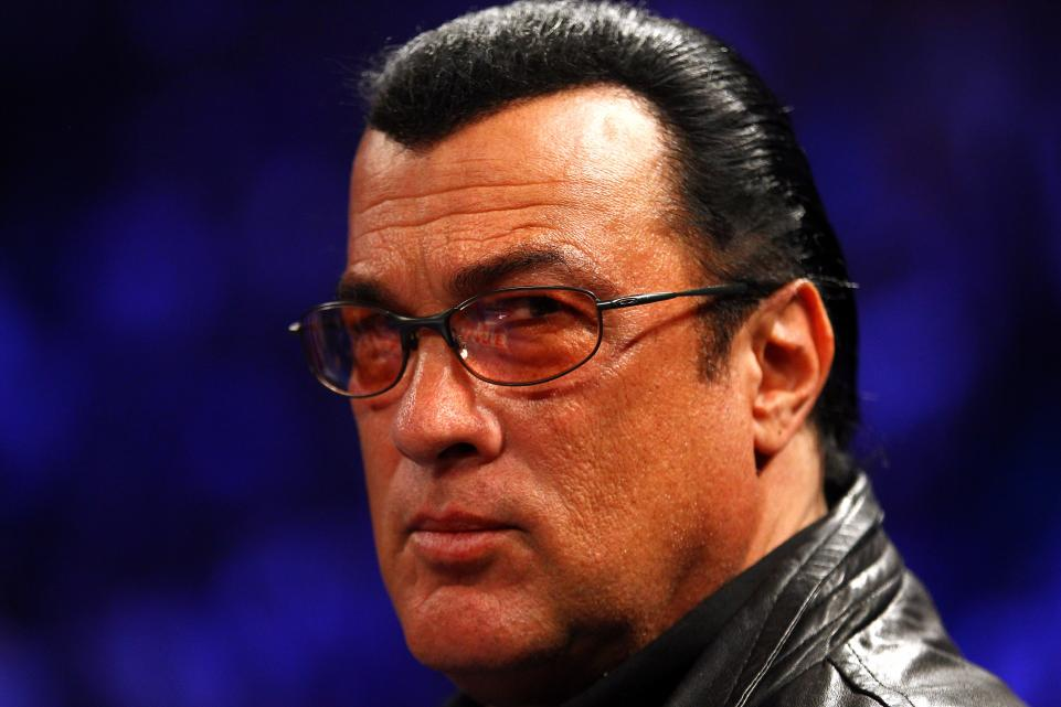 Actress accuse movie star Steven Seagal of rape