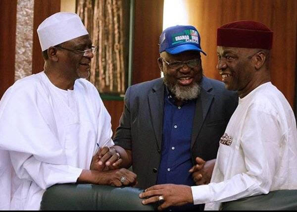 Buhari's minister blasts 'sensationalist' Obasanjo in defiant statement