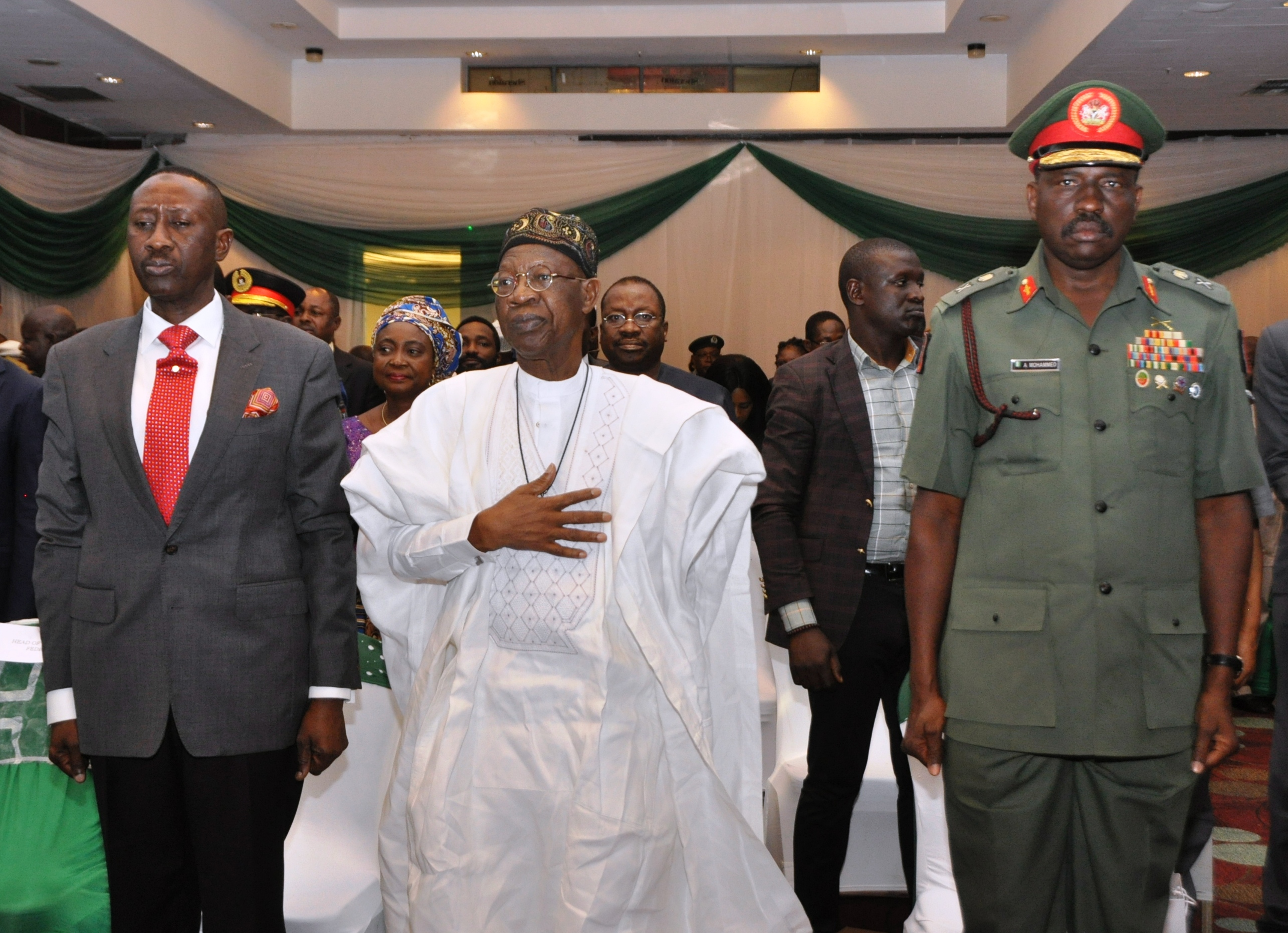 Buhari administration unveils new initiatives to counter violent extremism