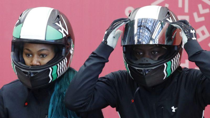 Team Nigeria At The Winter Olympics