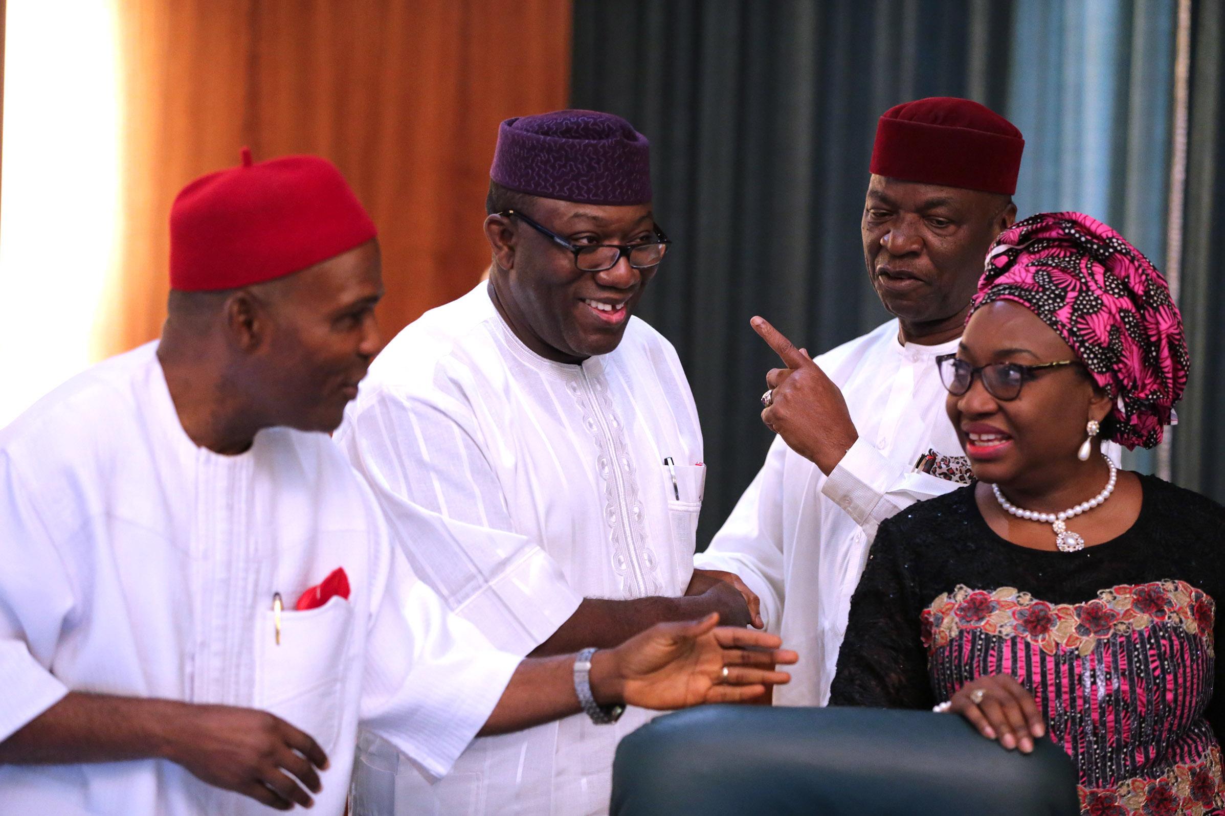 Buhari Administration Reviewing Minimum Wage – HoS