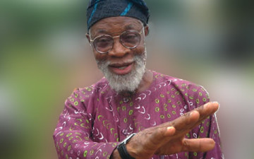 Akinwunmi Ishola, playwright, 78, dead