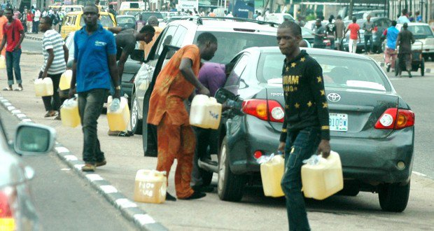 NNPC intensifies clampdown on illegal petrol hawkers