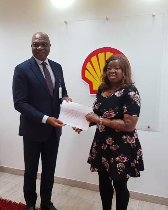 Kechi Okwuchi, Sosoliso crash survivor on 'Thank You' visit to SPDC