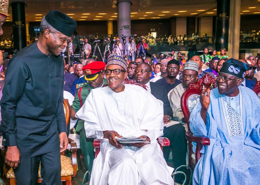 Osinbajo: Buhari administration won't stop talking about corruption under Jonathan