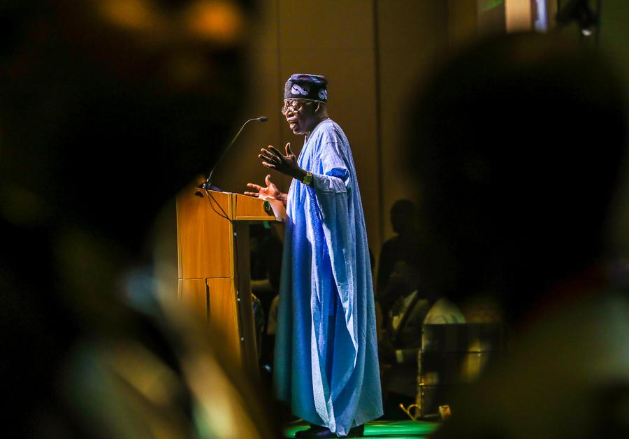 Buhari on Voyage To Reclaim, Retool Nigeria- Bola Tinubu