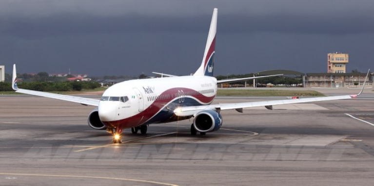 Terrified passengers scream, pray as smoke fills Arik flight from Lagos to Ghana