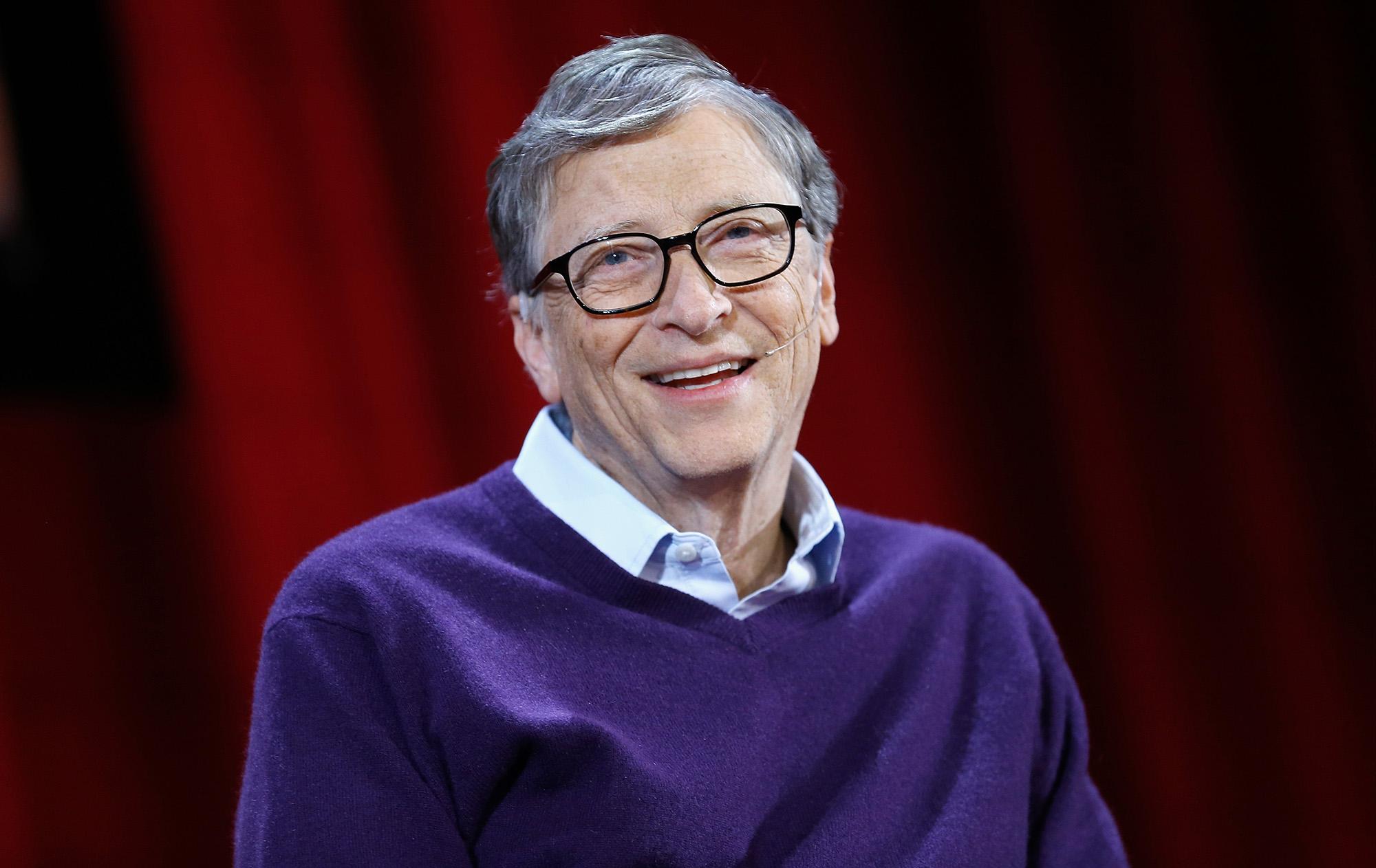 """Bill Gates as """"a wailing wailer""""  by  Reuben Abati"""