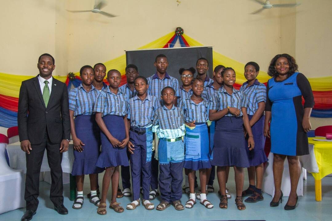 Heritage Bank empowers 5, 544 pupils on financial literacy to secure economy