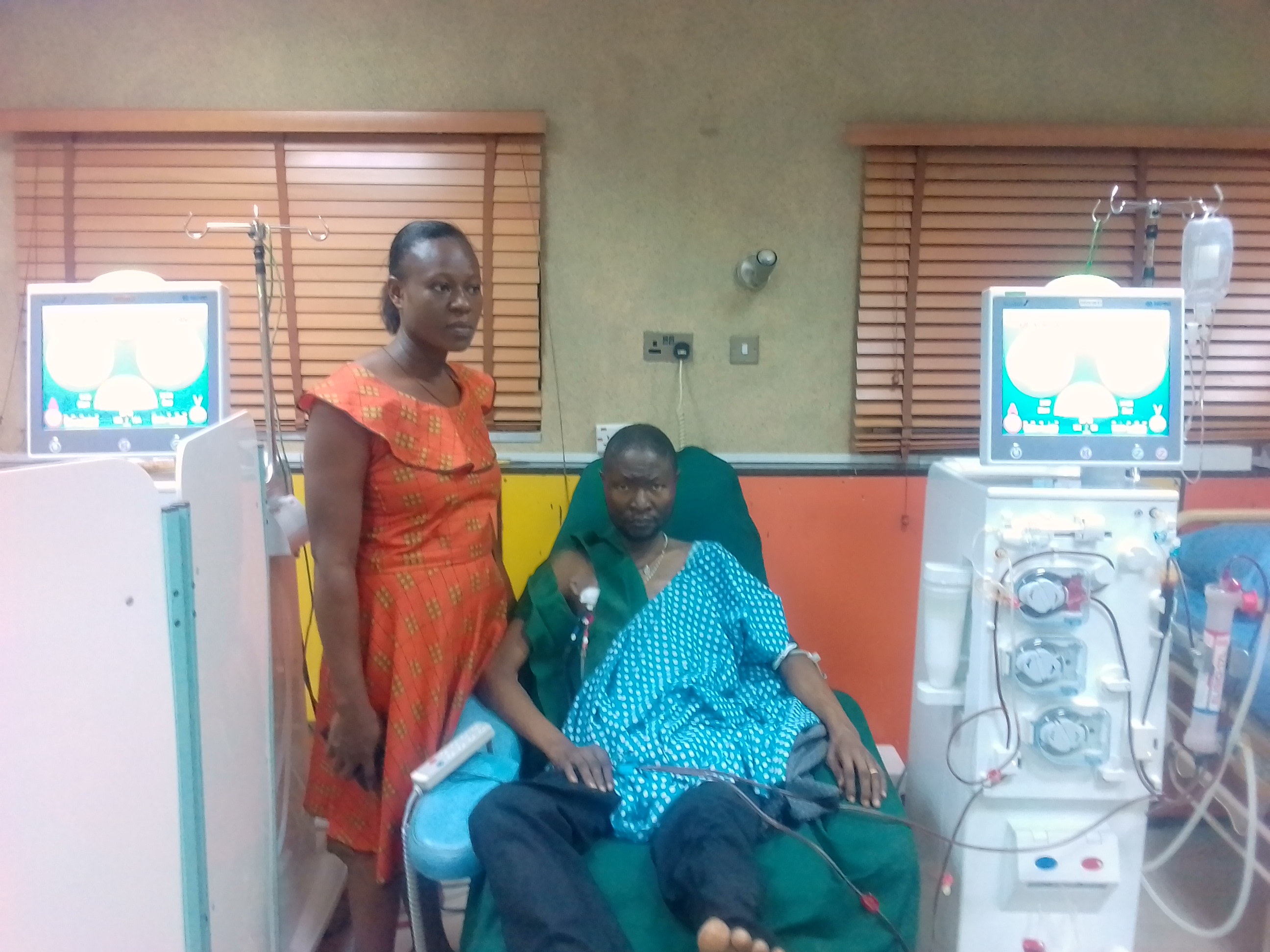 Save Me from Dying —Nnagbogu, Kidney Failure Patient Pleads.