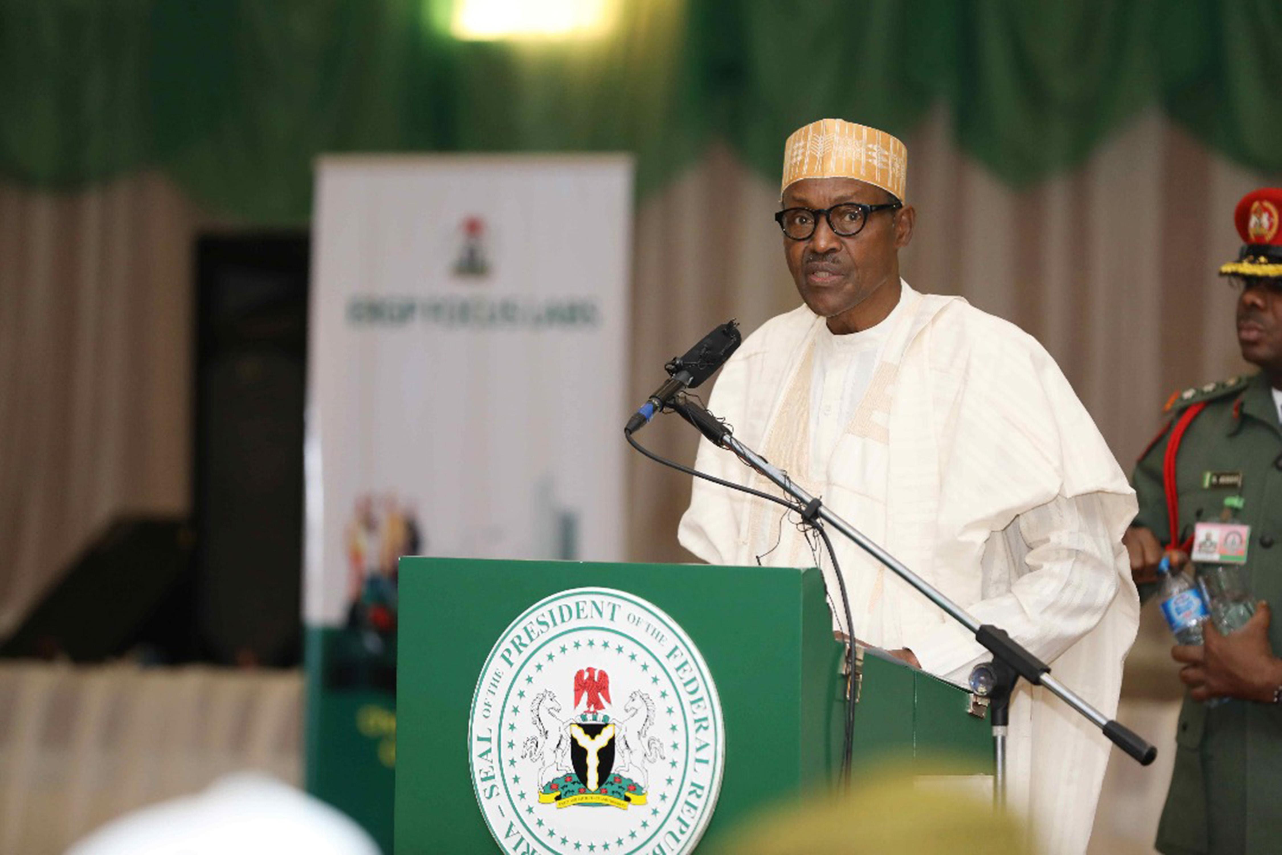 Buhari extends VAIDS deadline to June 30