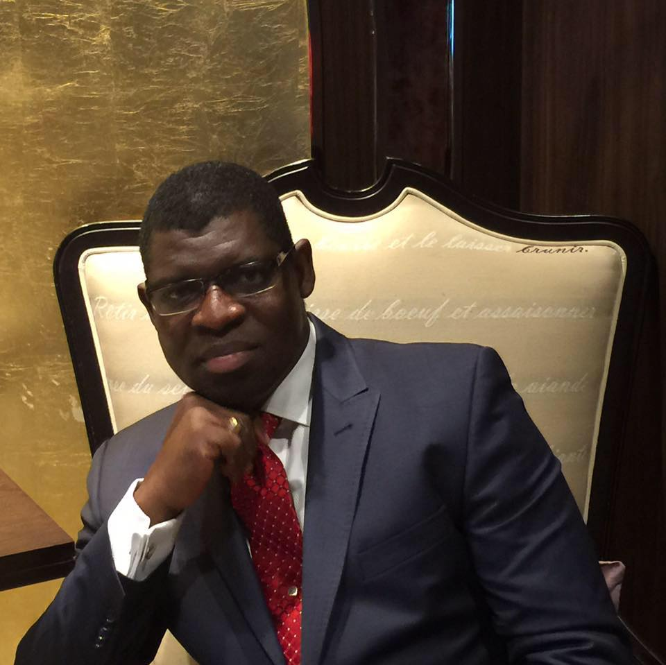 Pastor Abbey Olusanya: Celebrating a Christ's Ambassador @ 50