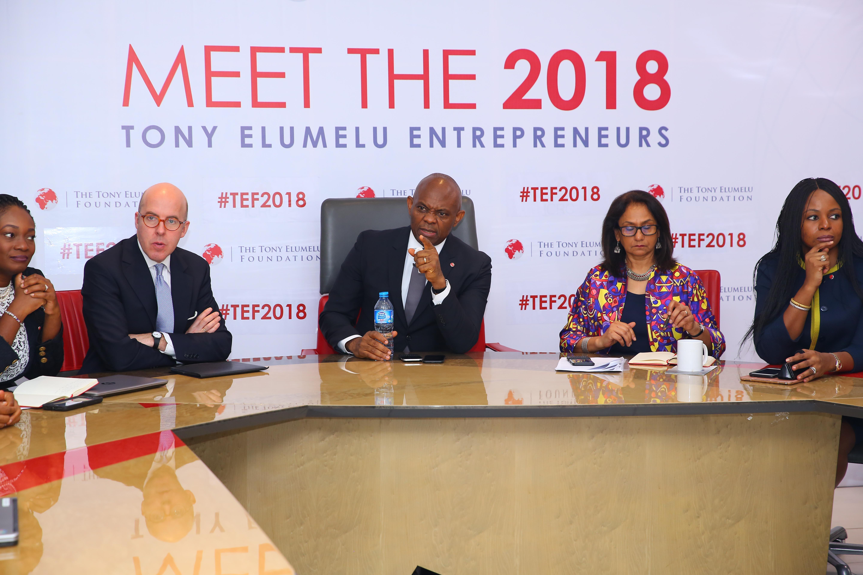 Tony Elumelu Foundation Selects 1,000 African Entrepreneurs To Receive $5,000 Grant