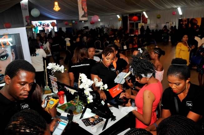 Diamond bank hosts Nigeria's largest beauty products event- Beauty Souk
