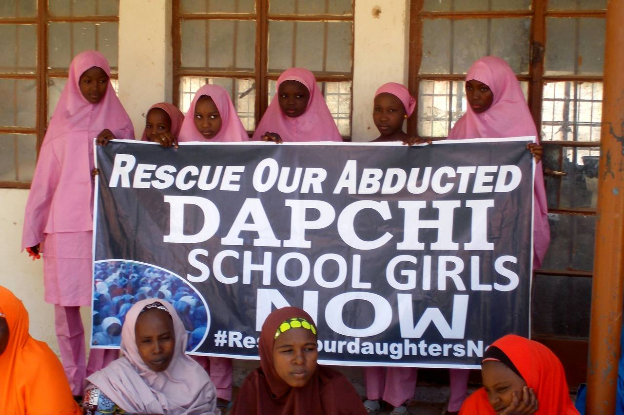 Boko Haram free 76 Dapchi schoolgirls