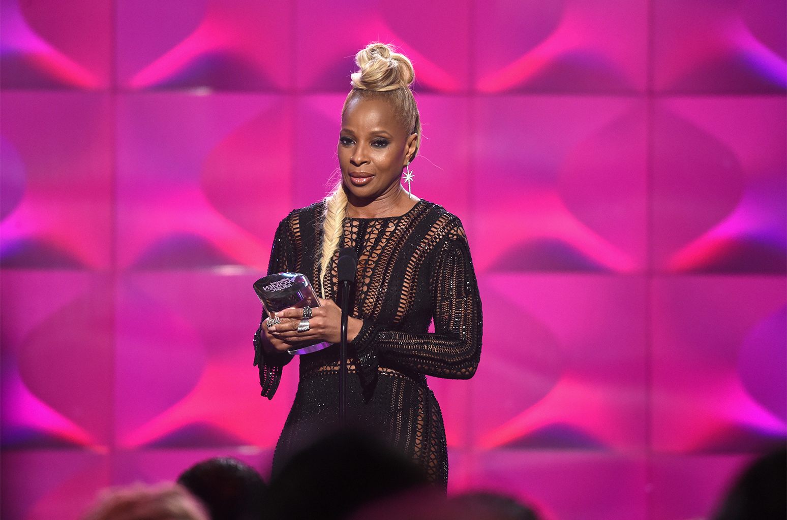 I Made No Money From Oscar-Nominated Performance- Mary J. Blige