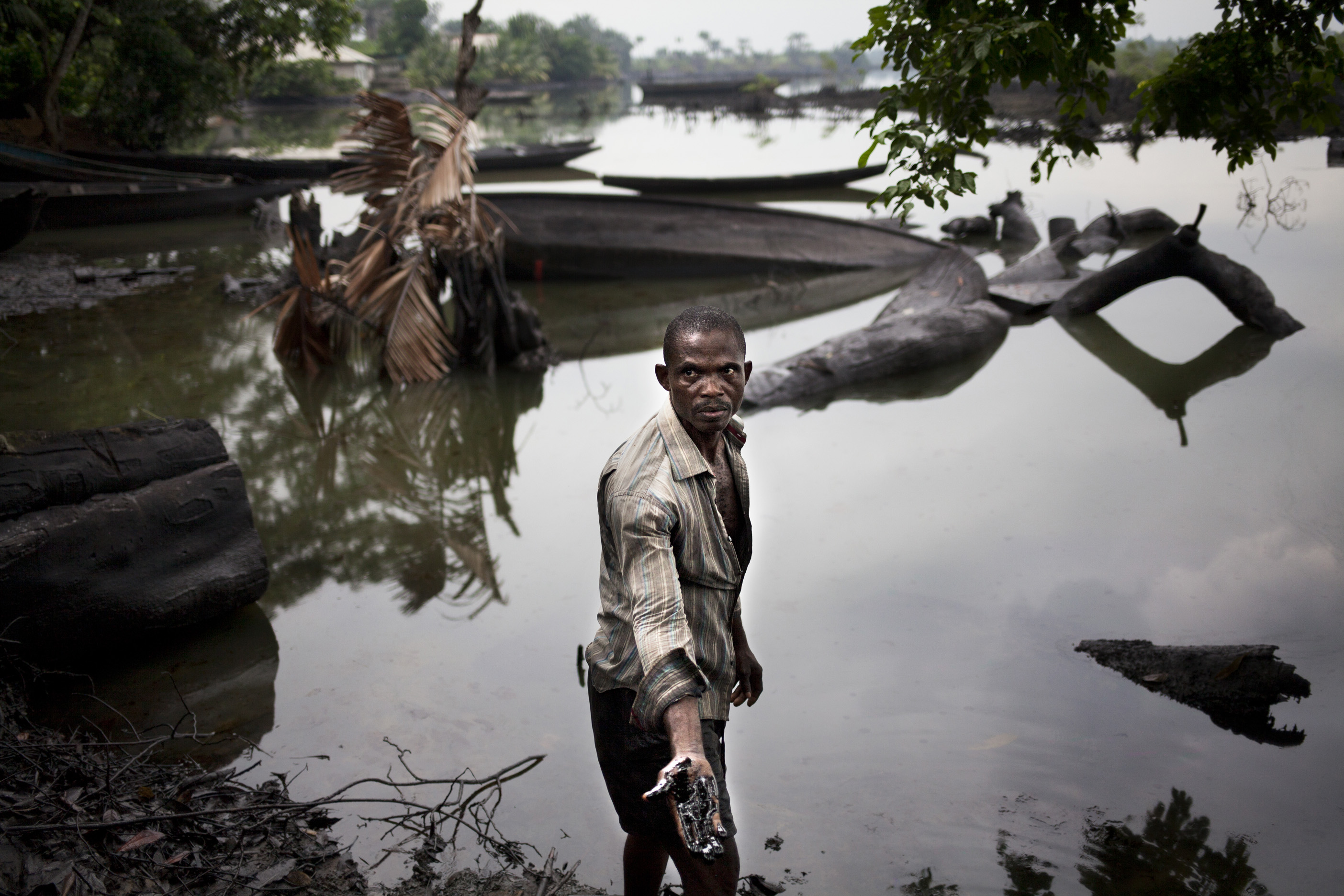 shell company oil spills in nigeria Shell company oil spills in nigeria by mohammad mohib siddiqi h00034532 executive summary shell is one of the global energy and petroleum companies around.