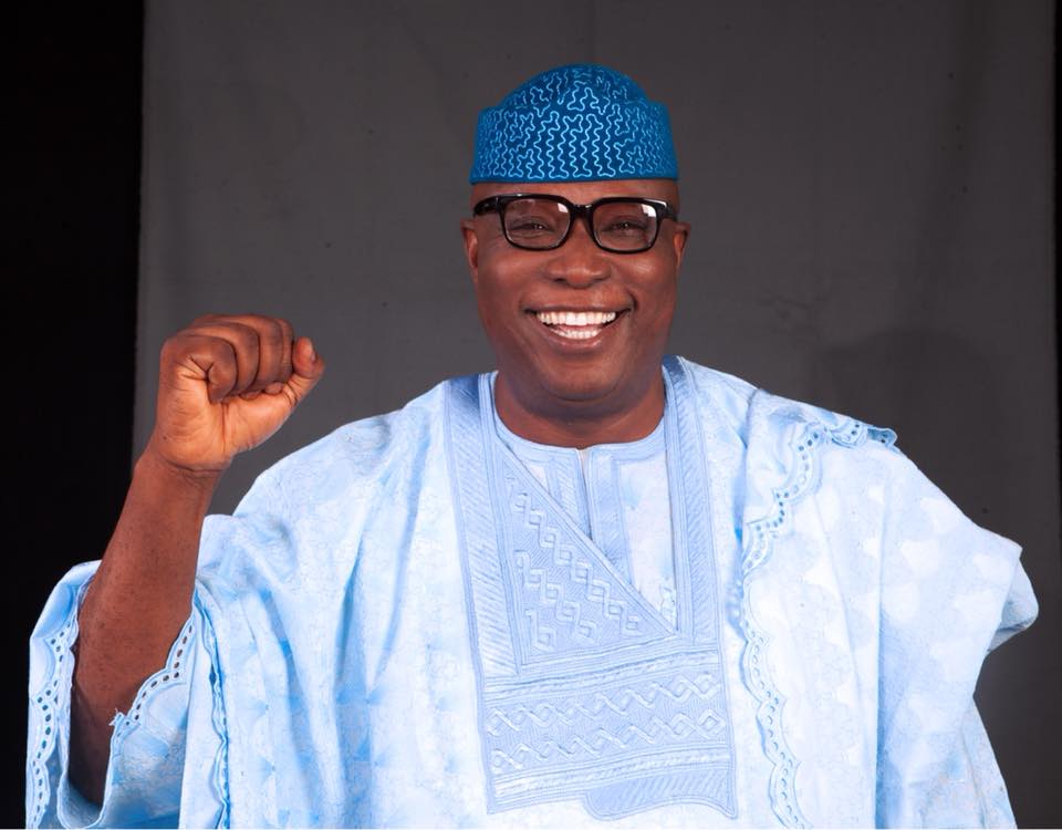 Ojudu ends race for Ekiti governor