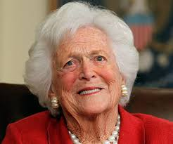 U.S former first lady Barbara Bush in 'failing health,' declines medical care