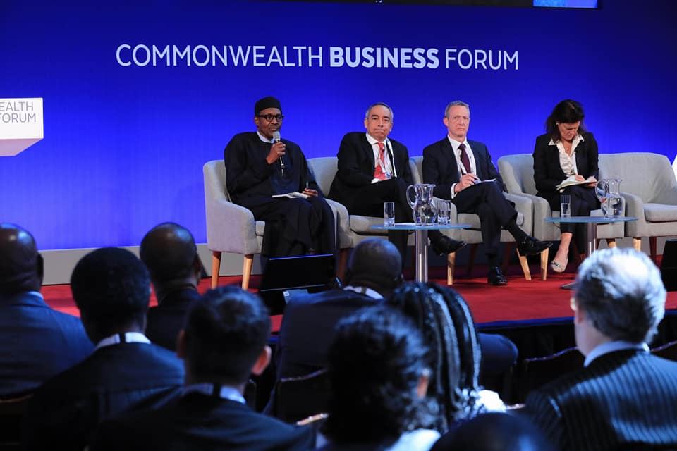 Presidency says critics 'twisted' Buhari's words at the Commonwealth