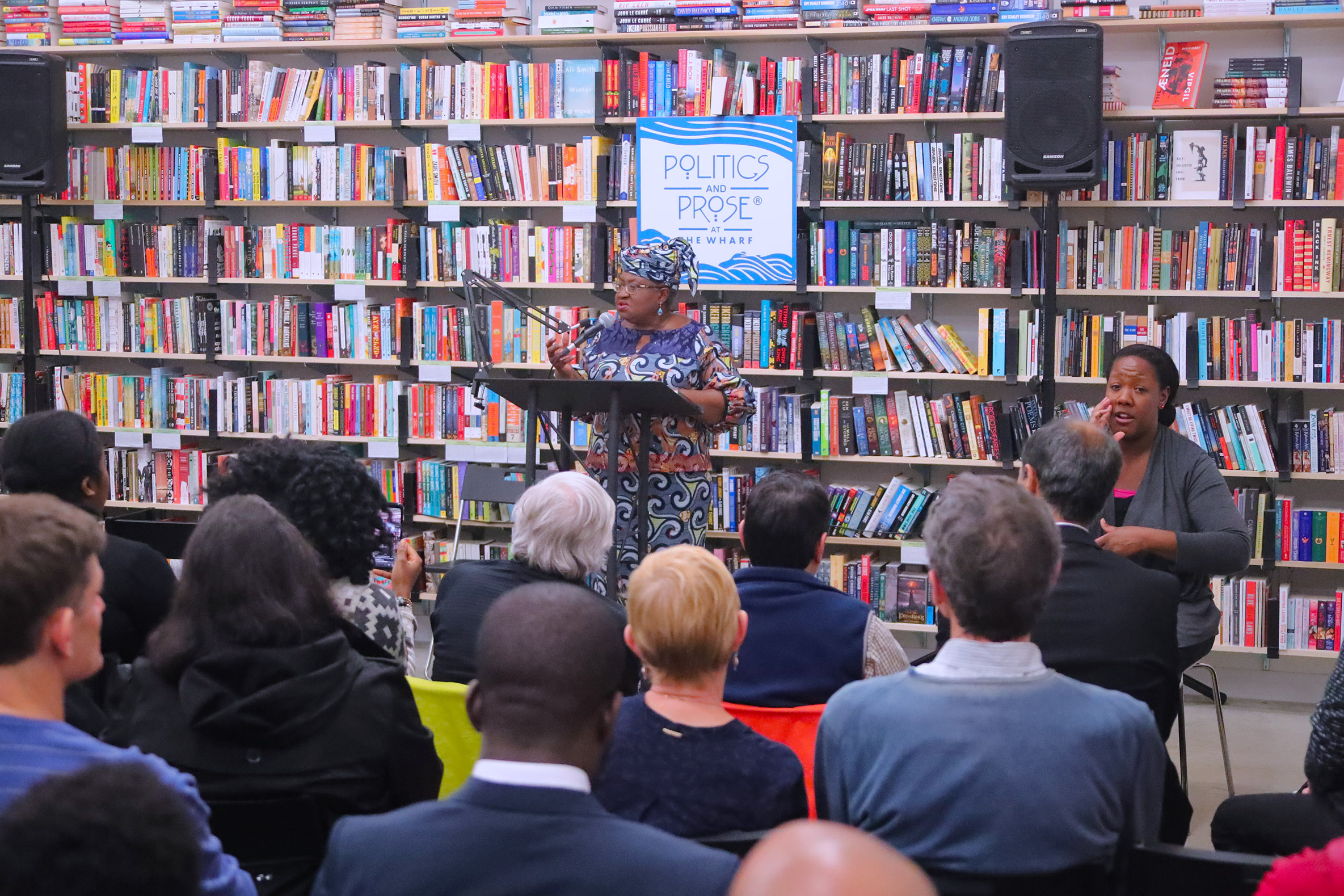 "Dr.Ngozi Okonjo-Iweala's Book Launch ""Fighting Corruption is Dangerous""- In Pictures"