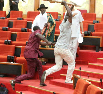 Senate Invasion: Parliament Respect Your Own Rules