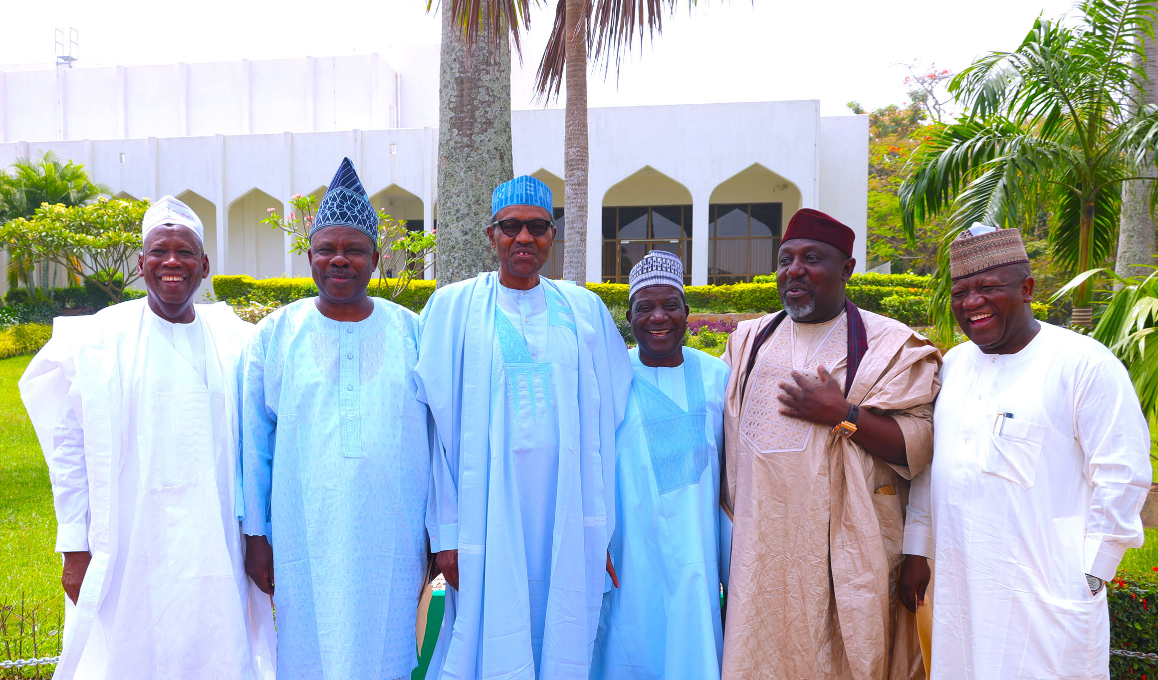 No crisis in APC, says Govs…'We will abide by party constitution and hold ward congresses'
