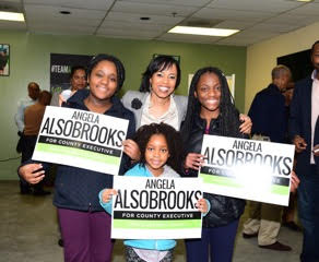 Angela Alsobrooks Got PG County Dreaming Of Better Days Ahead