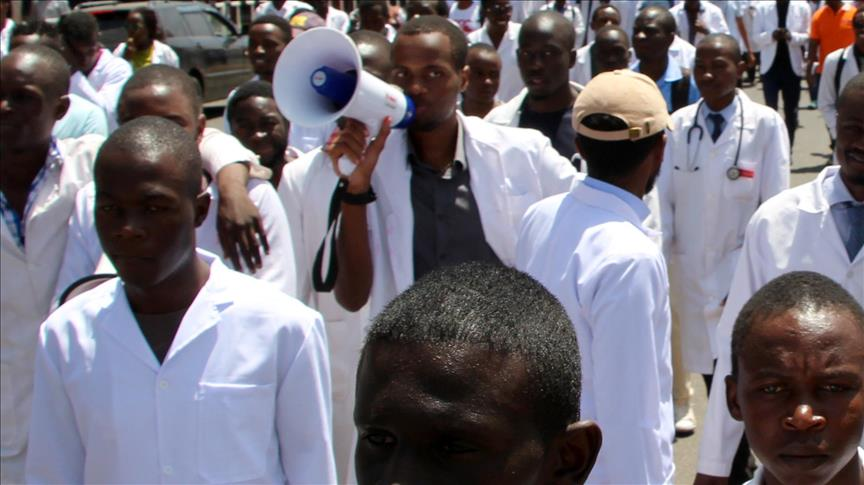 Federal health workers embark on nationwide strike Tuesday