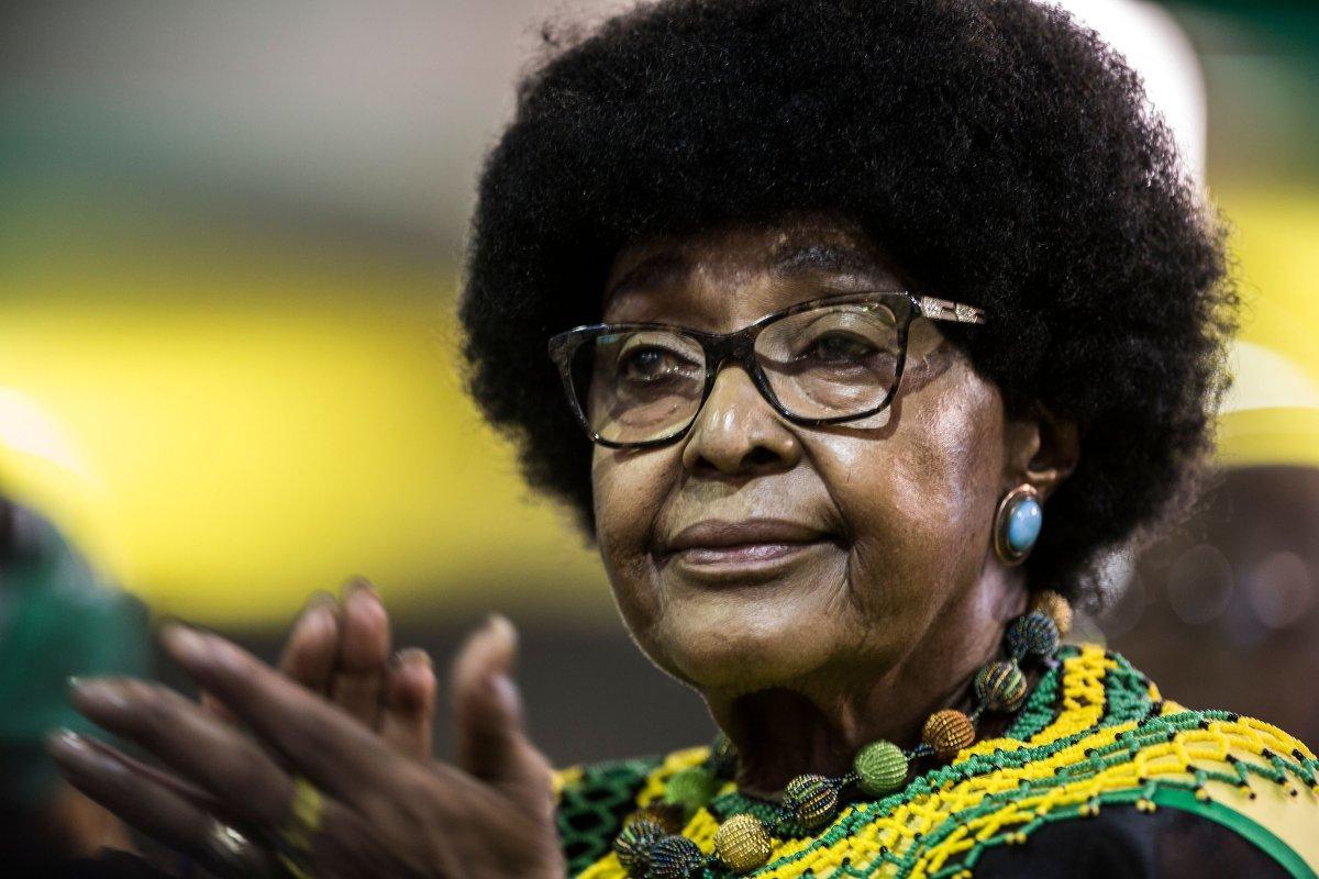 Activist and politician Winnie Madikizela-Mandela dies at 81