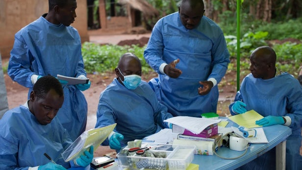 Ebola is back: WHO confirms outbreak in DR Congo following 17 deaths