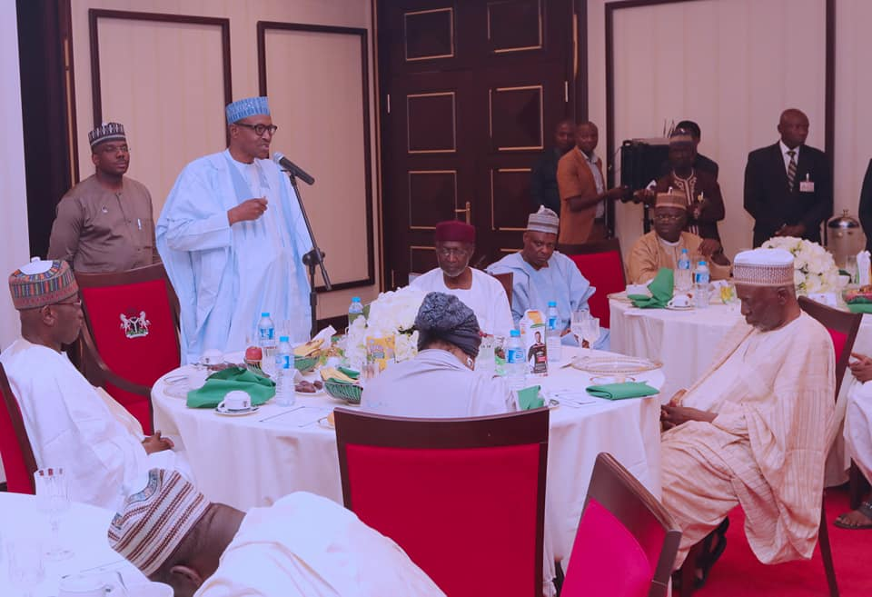 Buhari urges voters to seize the moment as election nears, get PVC and vote their choice