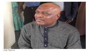 Ex-governor of Taraba state Reverend Jolly Nyame jailed for 14 years for corruption