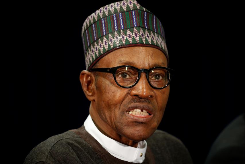 OFF AGAIN: Buhari back in U.K for medical check-up as health workers strike snowballs