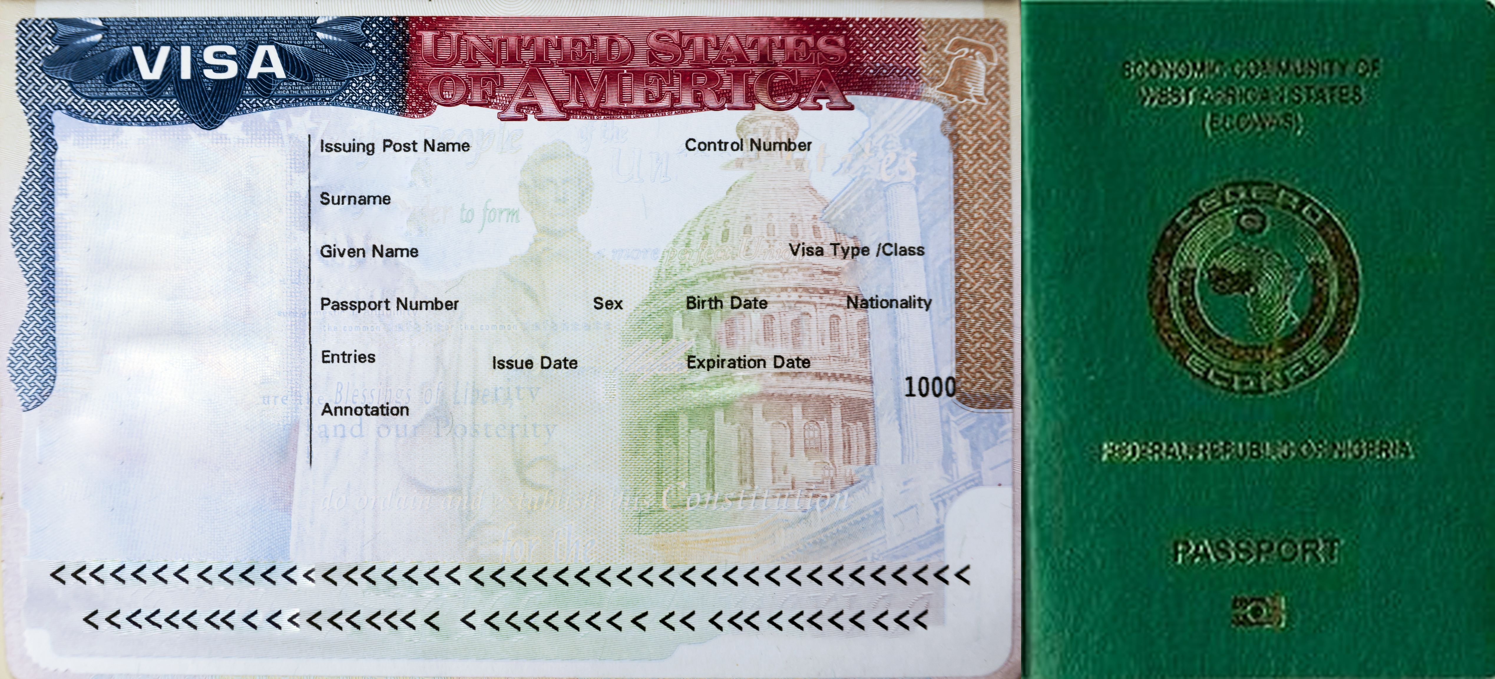 Drop Box visa applicants say U.S. is revoking and cancelling valid visas of Nigerians