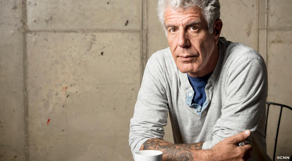 Celebrated American Chef, Anthony Bourdain, Dead at 61 from Apparent Suicide