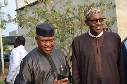 Emerhor and President Buhari