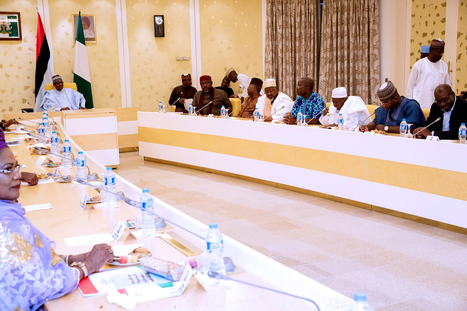 As APC Convention Draws Near, Buhari Urges Governors' to come together