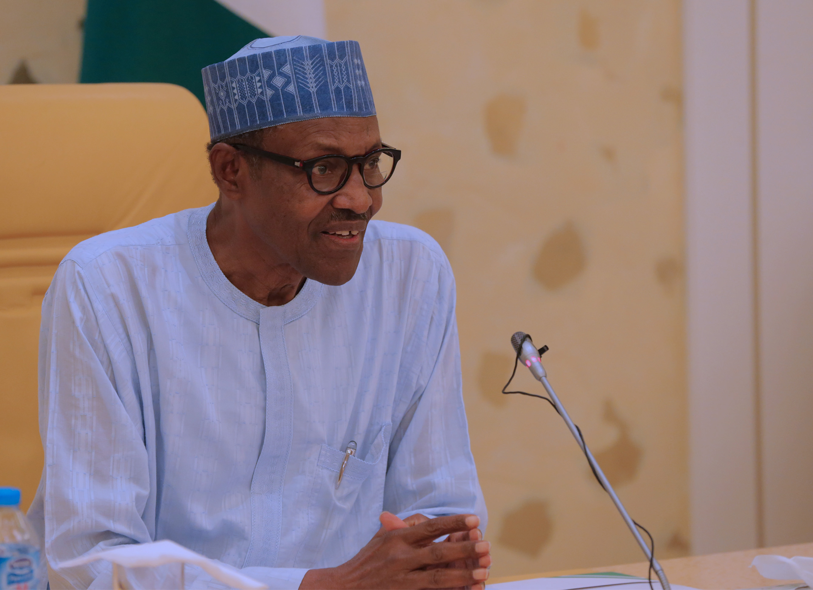 Finally, Nigerians contend with the Buhari hoax