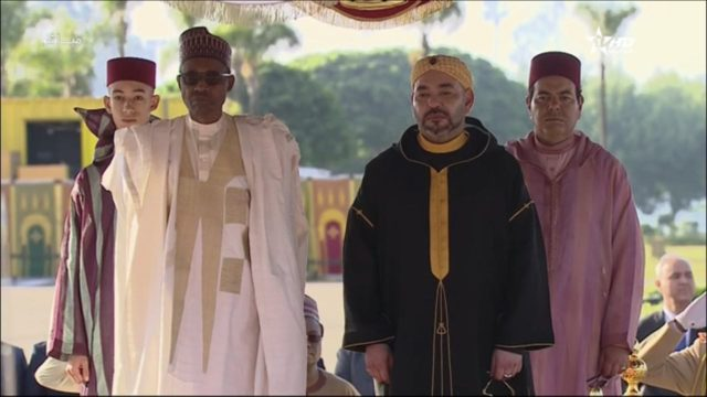 Buhari in Morocco: Historic 'Atlantic' Pipeline Project Tops Agenda As King Mohammed VI Host Iftar Dinner