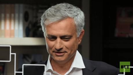 Mourinho picks Argentina, Nigeria to soar in group D