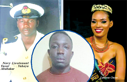 the victims and murder. credit- Vanguard Newspaper