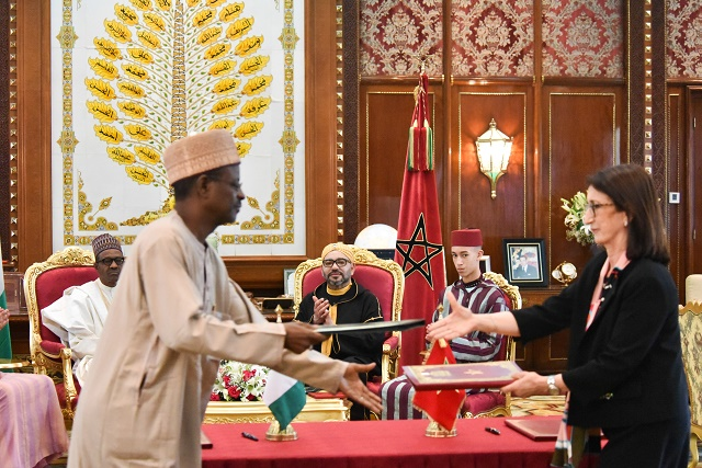 Buhari, King Mohammed VI Agree on Next Phase of 5,660 km Long Gas Pipeline Project